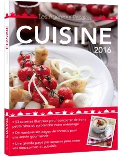 Mon Agenda Passion Cuisine 2016