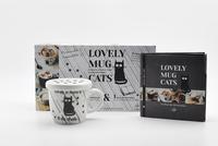 LOVELY MUG CATS ''VIVRE D'AMOUR''