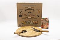 Mes apéros Dolce vita - 20 recettes à partager entre amis avec une roulette à découper et une pelle à pizza