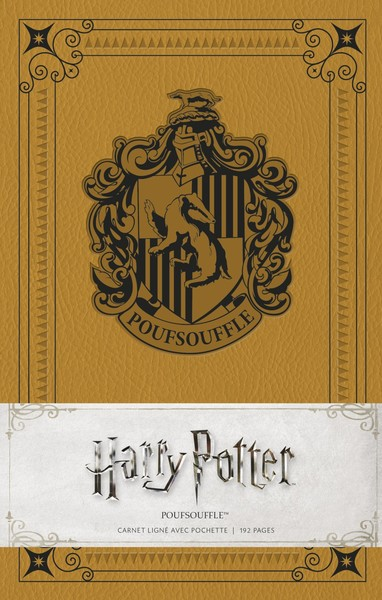 Harry Potter, Carnet Poufsouffle