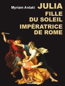 Julia fille du soleil impératrice de Rome