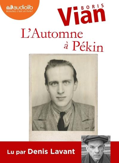 L'automne A Pekin - Livre Audio 1 Cd Mp3