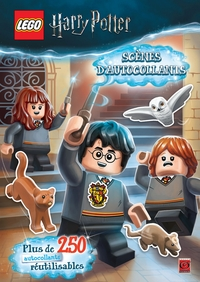 Lego Harry Potter Sticker Book 01