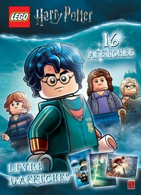 Lego Harry Potter : 16 Affiches
