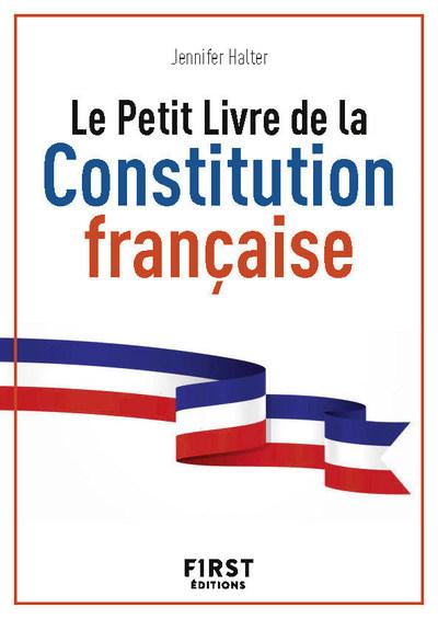 Petit Livre De - La Constitution Francaise