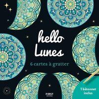 Hello lunes : 6 cartes à gratter