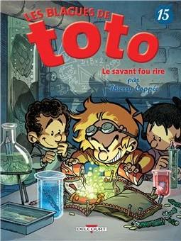 Les Blagues de Toto Tome 15 - Le Savant Fou rire