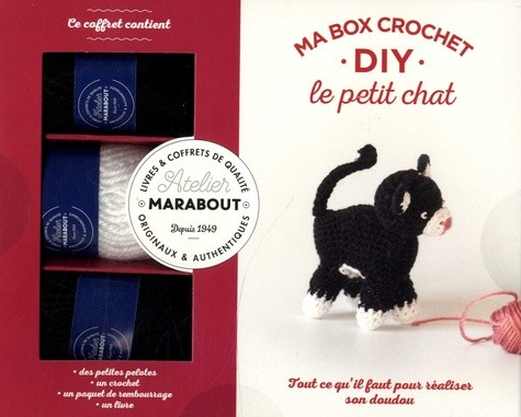 Ma Box Crochet- Le Petit Chat