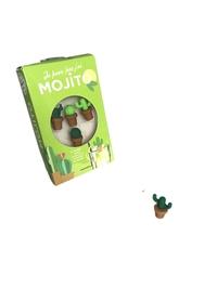 Coffret marque-verres Mojito