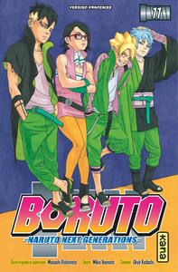 BORUTO - NARUTO NEXT GENERATIONS - - TOME 11