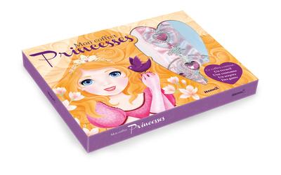 Mon coffret Princesses - Avec 1 couronne, 1 sceptre, 1 paire de gants