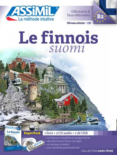 Superpack Usb Finnois 2017 + 3 Cd