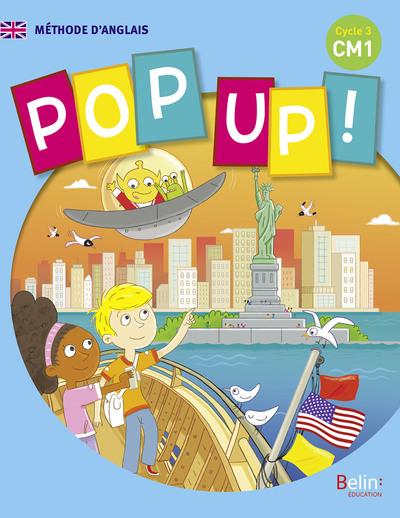 Pop Up ! Cm1 2015