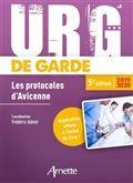 URG' DE GARDE 2019-2020 - LES PROTOCOLES D AVICENNE