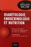 Diabetologie Endocrinologie & Nutrition 2007