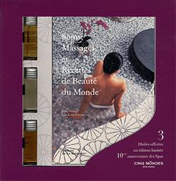 Coffret Soins, Massages Et Recettes De Beauté Du Monde