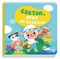 Gaston, prof de natation - Avec 1 jouet (Livre-bain)