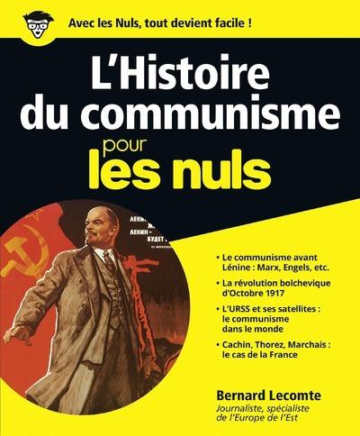 L'histoire Du Communisme Pour Les Nuls