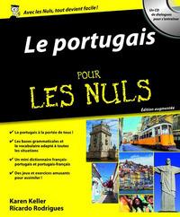 Le Portugais Pour Les Nuls, 2E