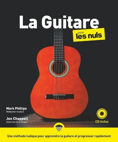 Guitare Pour Les Nuls, Nouvelle Edition + Cd