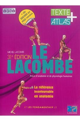 Le Lacombe Precis D Anatomie Et De Physiologie Humaines  Texte + Atlas