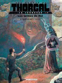 Les mondes de Thorgal. La jeunesse de Thorgal, Vol. 9. Les larmes de Hel