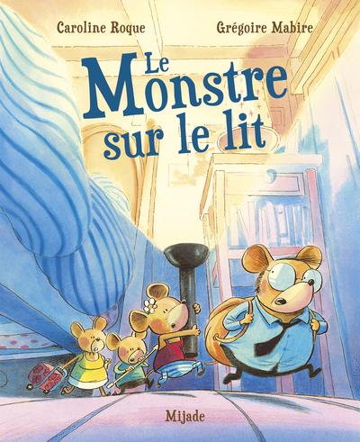 Monstre Sur Le Lit (Le)