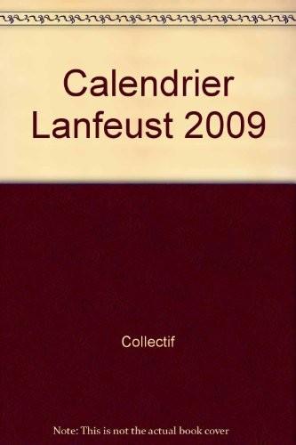 Calendrier Lanfeust De Troy 2009 + 160 Stickers