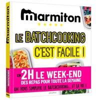 LES MEILLEURES RECETTES DE BATCH COOKING MARMITON - PREPAREZ TOUS VOS PLATS DE LA SEMAINE !