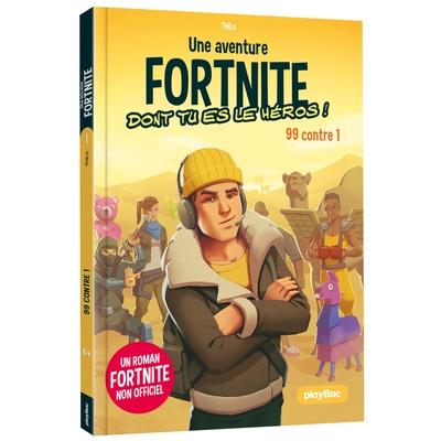 Une aventure Fortnite dont tu es le héros !