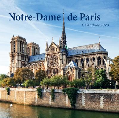 CALENDRIER NOTRE-DAME DE PARIS 2020