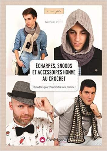 Echarpes Snoods Et Accessoires Homme Au Crochet
