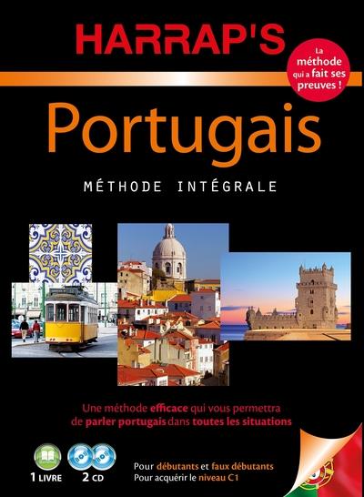 Harrap's Methode Integrale De Portugais - 2 Cd + Livre