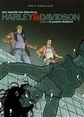 Harley & Davidson, T. 02: La Pension Redford