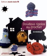 Doudous Rigolos Au Crochet