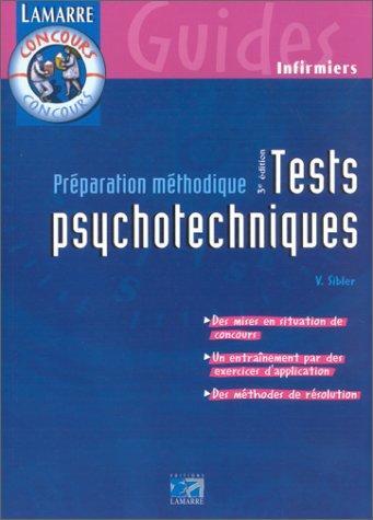 Guides Infirmiers : Préparation Méthodique - Tests Psychotechniques
