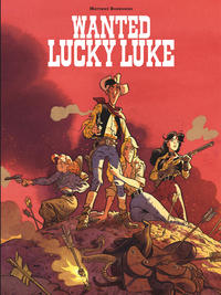 Wanted Lucky Luke