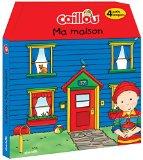 COFFRET CAILLOU- MA MAISON