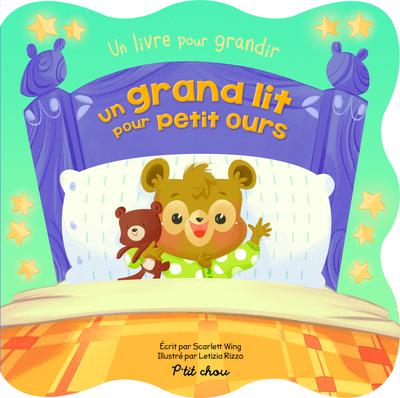 Un Grand Lit Pour Petit Ours