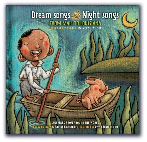 Dream Songs Night Songs--From Mali To Louisiana