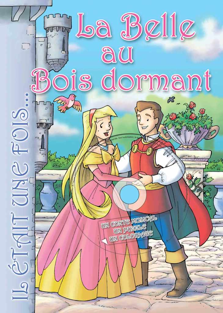 La Belle Au Bois Dormant +Cd
