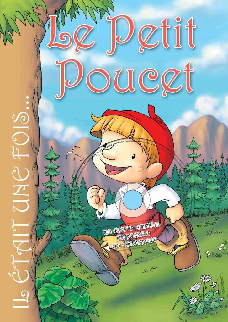 Le Petit Poucet +Cd