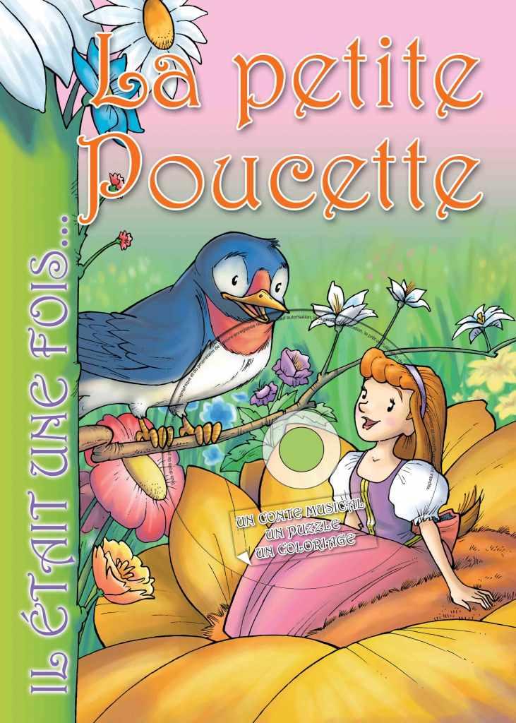 La Petite Poucette +Cd