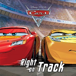 Cars 3 - Right on the Track
