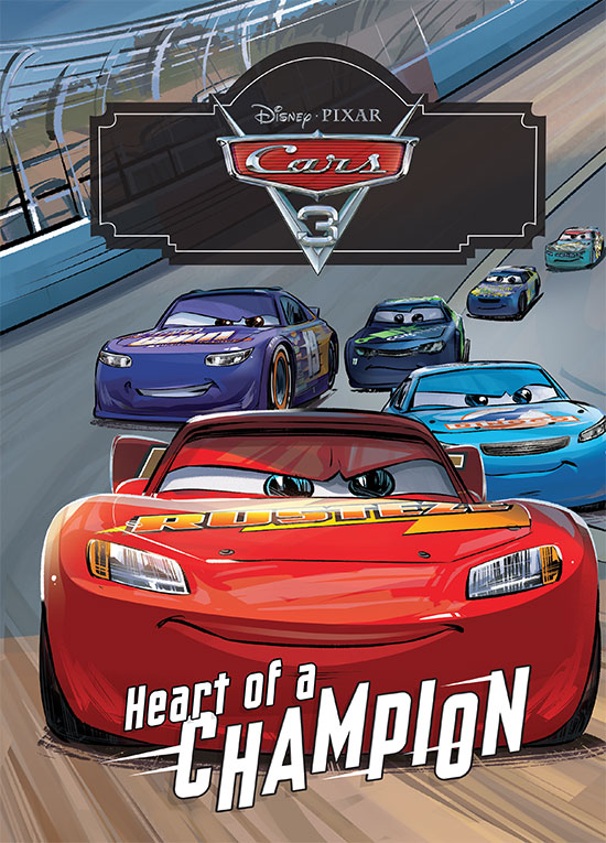 Cars 3 - Heart Of A Champion