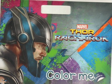 Thor - Color me