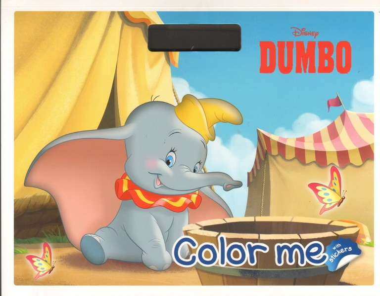 Dumbo Color me