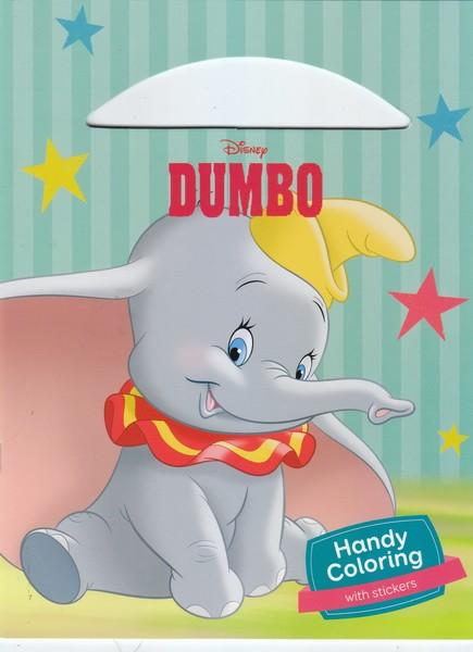 Dumbo Handy Coloring