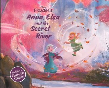 Anna, Elsa And The Secret River