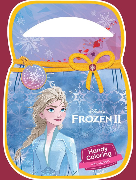 Frozen 2 Handy Coloring